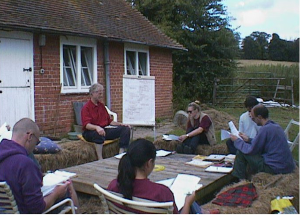 Permaculture Academy at Braziers Park