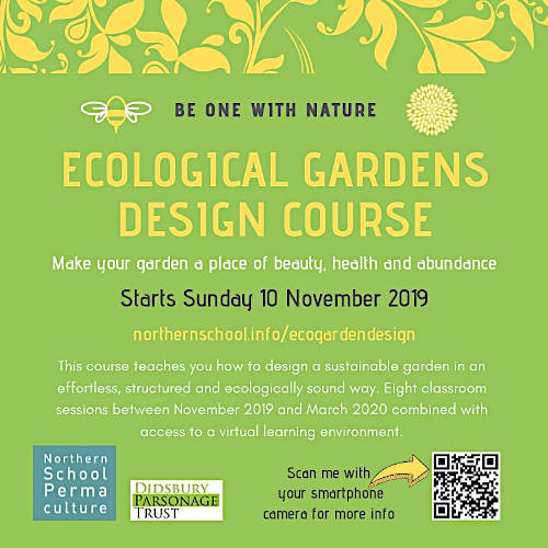 Ecological Gardens Design Course