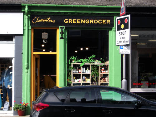 Clemantine Greengrocer